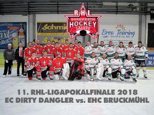 Pokalfinale RHL17/18